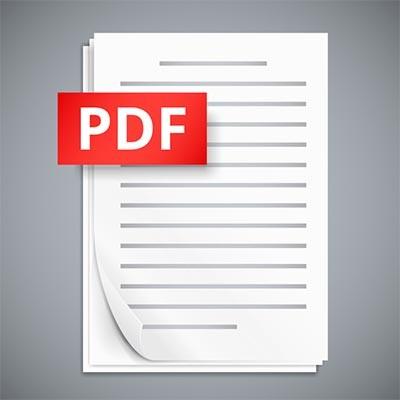 Tech Terminology: PDF