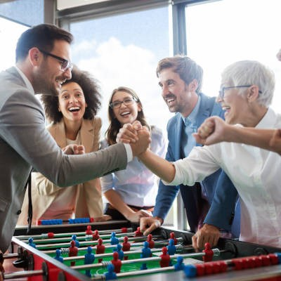 Make Work a Game with Gamification