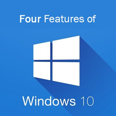 Tip of the Week: Four Awesome Features of Windows 10
