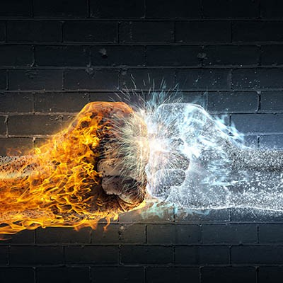 Fighting Fire with Fire: Automating Cybersecurity
